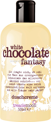 treaclemoon Cremedusche white chocolate fantasy LE, 500 ml