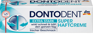 DONTODENT Haftcreme extra stark, 40 g