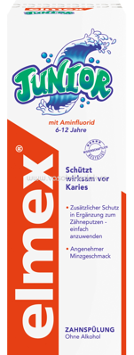 Elmex Mundspülung Junior, 400 ml