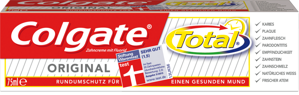 Colgate Zahnpasta Total Original, 75 ml