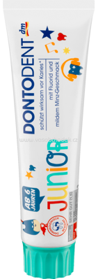 DONTODENT Zahnpasta Junior 6+, 100 ml