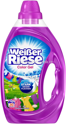 Weisser Riese Color Gel, 20 Wl