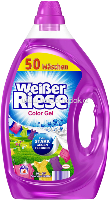 Weisser Riese Color Gel, 50 Wl
