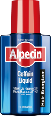 Alpecin Haarwasser Coffein Liquid, 200 ml
