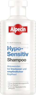 Alpecin Hypo Sensitiv Shampoo, 250 ml