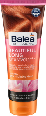 Balea Shampoo Beautiful Long, 250 ml