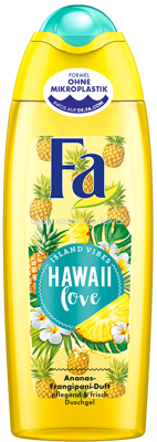 Fa Duschgel Hawaii Love, 250 ml
