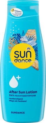 SUNDANCE After Sun Lotion, 500 ml