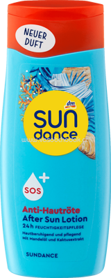 SUNDANCE After Sun Lotion SOS Anti-Hautröte, 200 ml