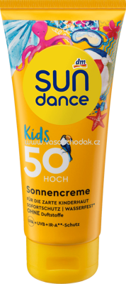 SUNDANCE Kids Sonnencreme LSF 50, 100 ml