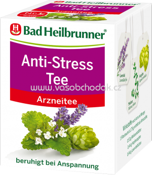Bad Heilbrunner Anti Stress Tee, 8 Beutel