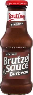 Bautz'ner Brutzel Sauce Barbecue, 250 ml