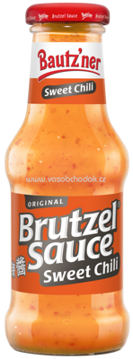 Bautz'ner Brutzel Sauce Sweet Chili, 250 ml