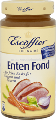 Escoffier Enten-Fond, 400 ml