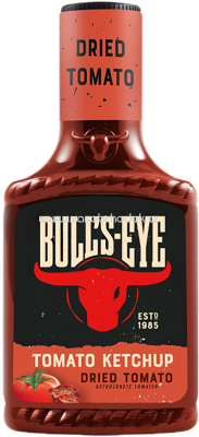 Bull's Eye Tomato Ketchup Dried Tomato, 425 ml