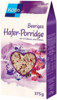 Kölln Beeriges Hafer-Porridge, 375g