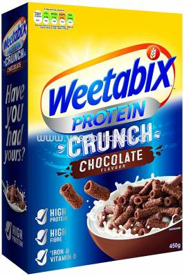 Weetabix Protein Crunch Chocolate, 450g