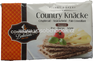 Continental Bakeries Country Knäcke Roggen 250g