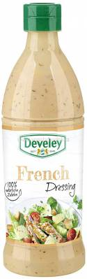 Develey Salatliebe French Dressing, 500 ml