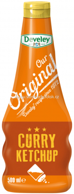 Develey Curry Ketchup Our Original, 500 ml
