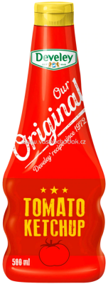 Develey Tomato Ketchup Our Original, 500 ml