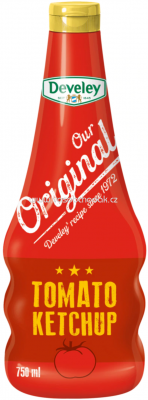 Develey Tomato Ketchup Our Original, 750 ml