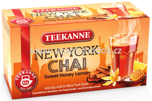 Teekanne New York Chai 20x1,75g