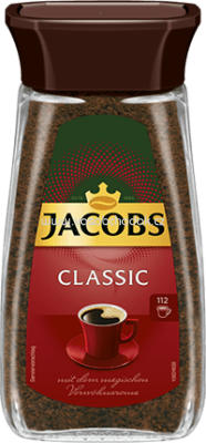 Jacobs Classic 200g