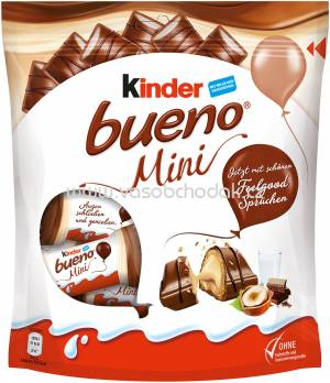 Kinder Bueno Mini, 108g