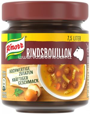 Knorr Rinds-Bouillon, 7,5l