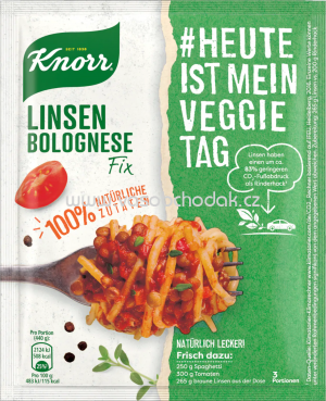 knorr fix käse lauch suppe