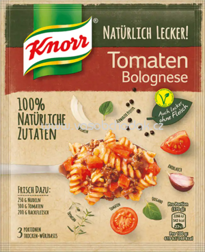 knorr käse lauch suppe