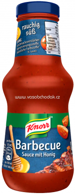 Knorr Barbecue Sauce mit Honig, 250 ml