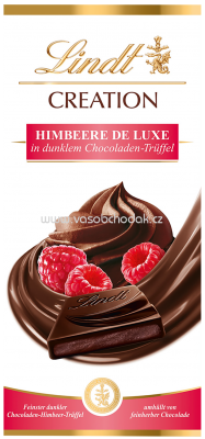 Lindt Creation Himbeere de Luxe, 150g