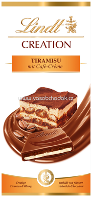 Lindt Creation Tiramisu, 150g