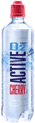 Adelholzener Active O2 Cherry, 750 ml