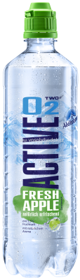Adelholzener Active O2 Fresh Apple, 750 ml