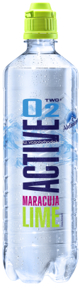 Adelholzener Active O2 Maracuja Lime, 750 ml