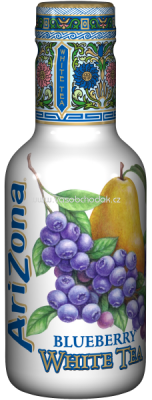 AriZona Ice Tea Blueberry 500 ml a 1,5 l