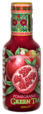 AriZona Ice Tea Pomegranate 500 ml a 1,5 l