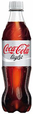 Coca Cola Light, 0,5l