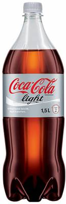 Coca Cola Light, 1,5l