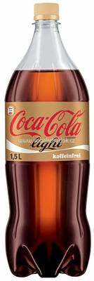 Coca Cola Light Koffeinfrei, 1,5l