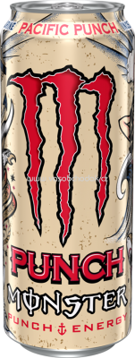 Monster Punch Energy Pacific Punch, 500 ml