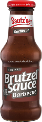 Bautz'ner Brutzel Sauce Barbecue 250 ml
