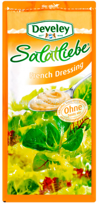 Develey French Dressing 75ml