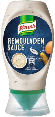 Knorr Remouladen Sauce, 250 ml