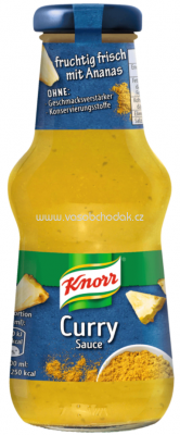 Knorr Curry Sauce 250ml
