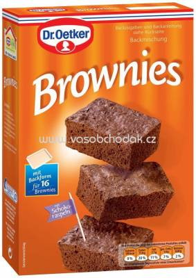 Dr. Oetker Brownies, 456g