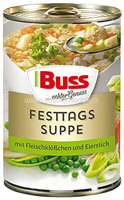 Buss Festtags-Suppe 400 ml